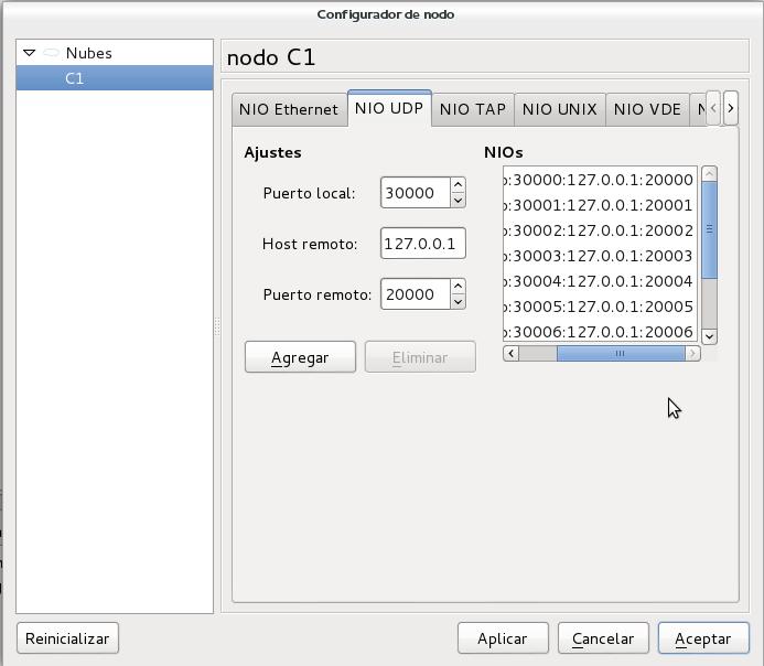 GNS3, añadiendo hosts a nuestras topologías - PLEDIN 3 0